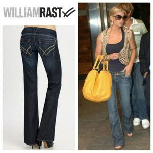William Rast Women's Bootcut Savoy Jeans